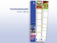 Streifenkalender