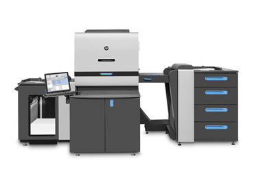 HP Indigo Press 5500 - Digitaldruckmaschine